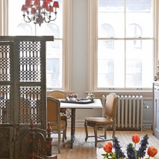 Traditional Dining Room by Deborah French Designs