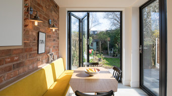New York Style Extension to Victorian Property