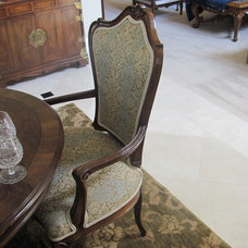 Traditional Dining Room by Artistic Upholstery