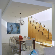 Modern Dining Room by Paul Davis Architects