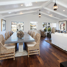 Traditional Dining Room by Blackband Design