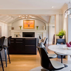 Contemporary Kitchen by Sage Builders LLC