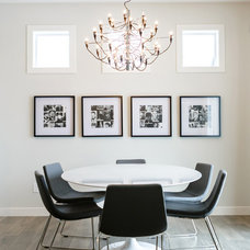 Modern Dining Room by Natalie Fuglestveit Interior Design