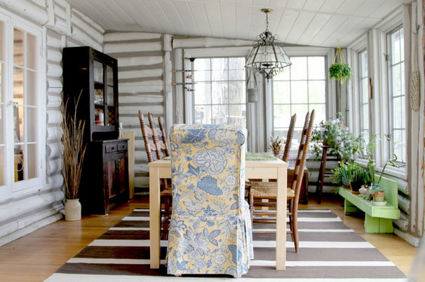 Eclectic Dining Room by Jeff Jones Snap It Photography