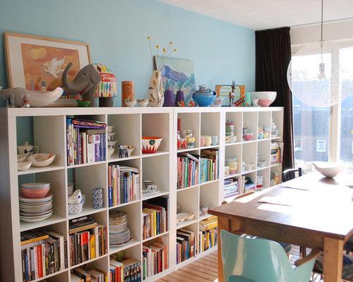 Living Room Bookcase | Houzz