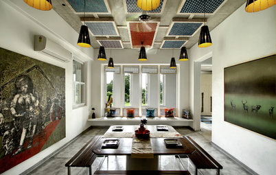 Houzz Tour: This Sprawling Vadodara Home is a Tranquil Retreat