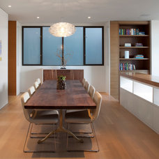 Modern Dining Room by Design Line Construction, Inc.