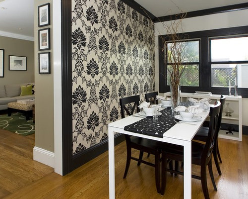 Black Trim White Walls Houzz
