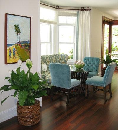 Resort Dining Room by D for Design