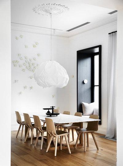 Scandinavian Dining Room Normanby