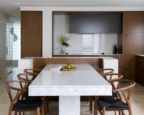 Kitchen Island Dining Table Home Design Ideas Pictures
