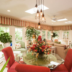 tropical dining room by Furnitureland South