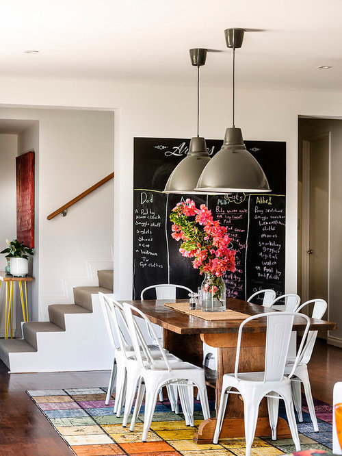 Dining Room Chalkboard | Houzz