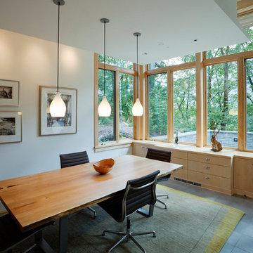 North Fork Residence - Dining Room