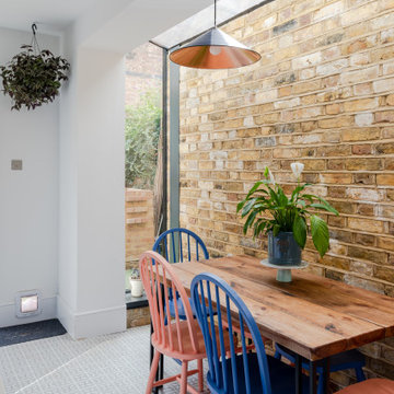 North London kitchen and bathroom
