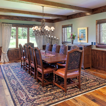 North Oaks - French Country Cottage Remodel