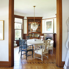 Traditional Dining Room by Buckingham Interiors + Design LLC