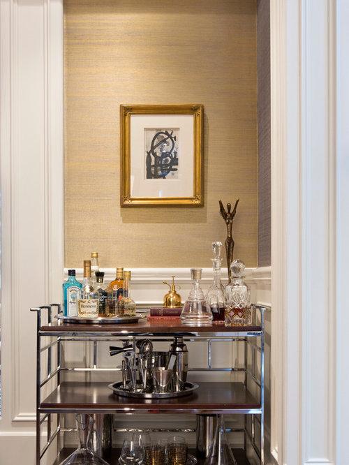 Dining Room Bar | Houzz
