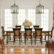 Traditional Dining Room by Murphy Brothers Contracting