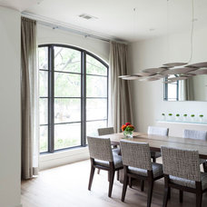 Contemporary Dining Room by Stocker Hoesterey Montenegro
