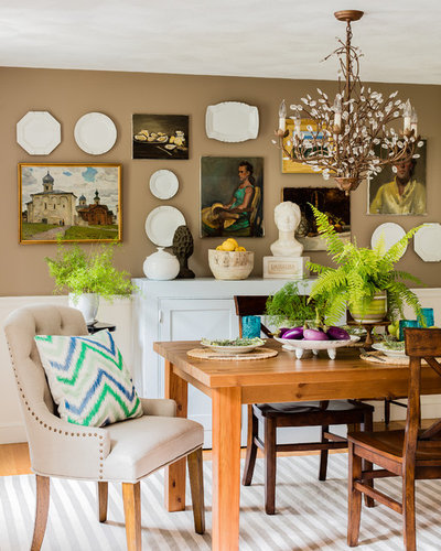 Houzz Marketing For Interior Designers: Houzz Tour: Perfection Just Out Of Reach In An Eclectic