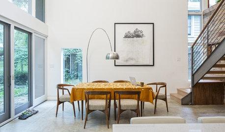 Ausgeleuchtet: 8 Style-Ideen für die Bogenleuchte Arco von Flos