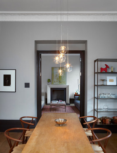 Modern Dining Room by Sigmar