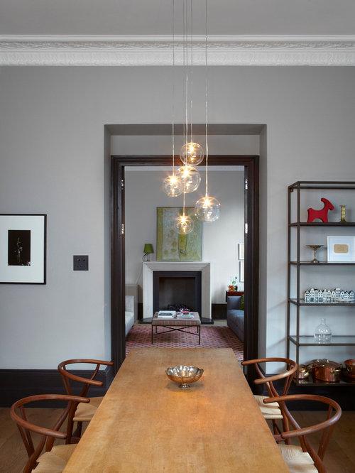 Dining room lighting ideas houzz for B q dining room ideas