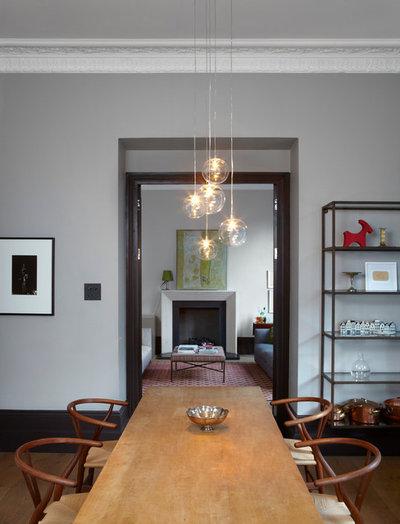 Modern Dining Room by Sigmar