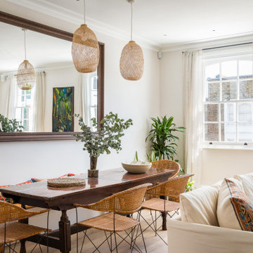 Notting Hill - General refurbishment with a roof terrace