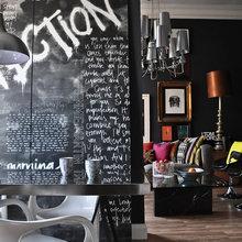 Pittura Effetto Lavagna: le 25 Idee d'Arredamento più Belle su Houzz