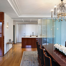 Contemporary Dining Room by Stedila Design