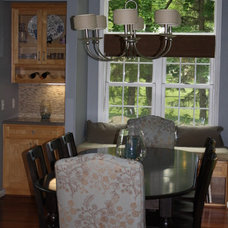 Traditional Dining Room by OasisDesign&Remodeling