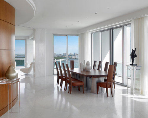 Mystery White Marble | Houzz