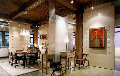 Design Workshop: How to Separate Space in an Open Floor Plan