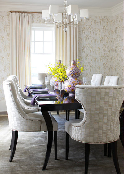 table mates: choosing the right dining chairs