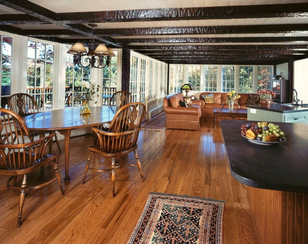Traditional Dining Room by Dave Tilly & Associates LLC