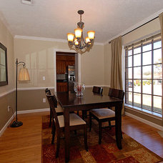 Traditional Dining Room by Frugal Home Ideas