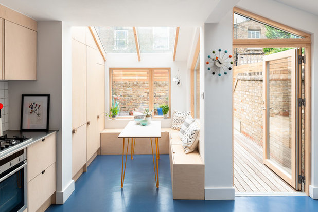 Scandinavian Dining Room by Paper House Project