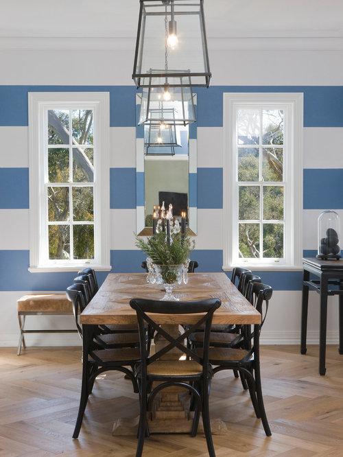 Nautical Theme Dining Room | Houzz