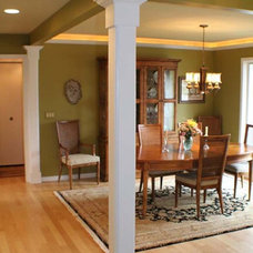 Traditional Dining Room by Magnotta Builders & Remodelers