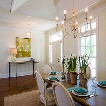 Open dining area is perfect for entertaining!