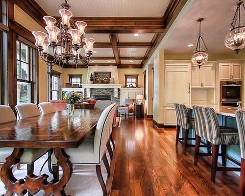 Elegant Dining Room Photo In Minneapolis