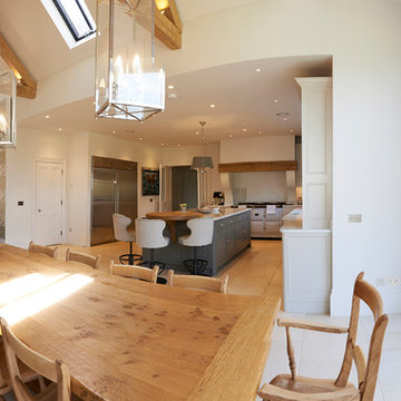 Open Plan Kitchen/Dining/Family Room - Refurbished Victorian Family Home near St