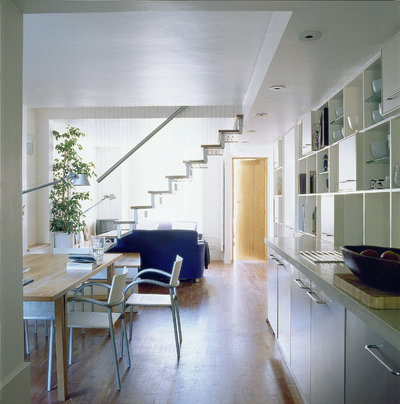 Contemporary Dining Room by Architect Your Home