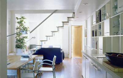 Architecture: How a Reconfigured Staircase Can Unlock Your Interior