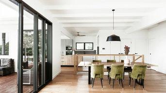 Open Plan Midcentury Home
