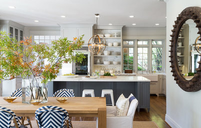 Kitchen of the Week: Classic Style Creates Calm for a Busy Family