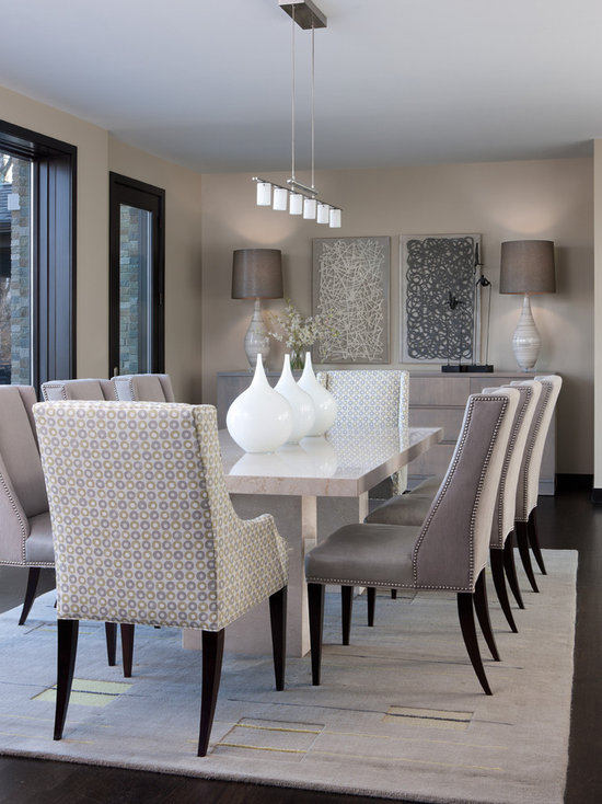 Ultra Suede Dining Chairs Houzz