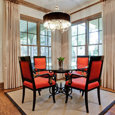 Traditional Dining Room by Rosewood Custom Builders
